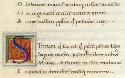 link to e-manuscripts