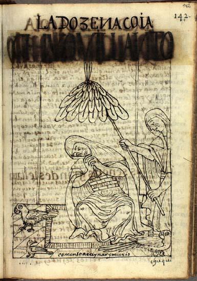 The twelfth quya, Chuqui Llanto (142-143)