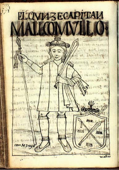 The fifteenth captain, Malco Mullo (173-174)