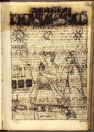 Ídolos de los Yngas: Inti, Uana Cauri, Tambo Toco, Pacari Tampo (pág. 266)