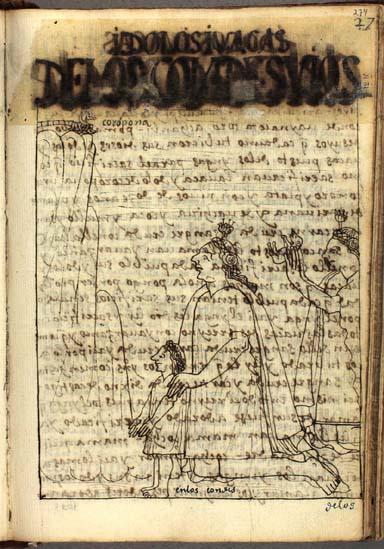 Ídolos y waqas de los Condesuyos, Coropona (pág. 274)