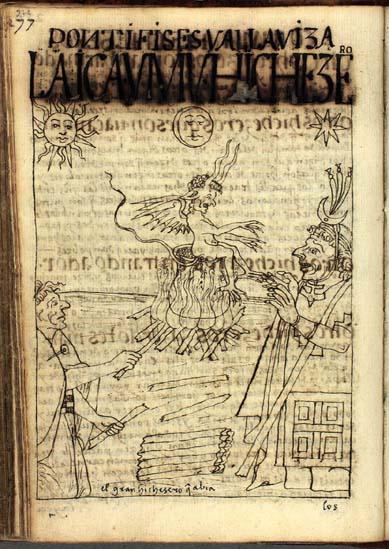 Pontífices, walla wisa, layqha, umu, hechicero (pág. 279)
