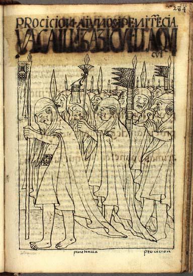 Processions, fasts, and penitence: waqaylli, sasikuy, and llakikuy (p. 286)
