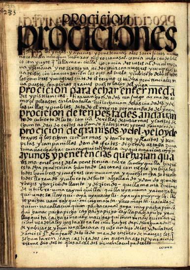 Procesiones, ayunos y penitencia, pág. 287