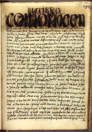 Entierros de los Collasuyos, pág. 296