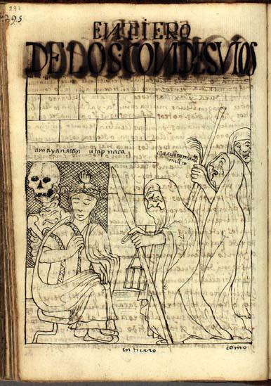 Burials of the Kuntisuyus (297-298)
