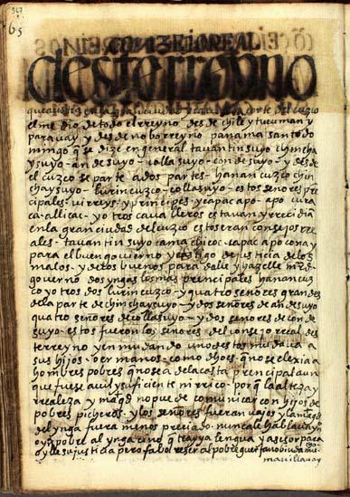 Consejo real, pág. 367