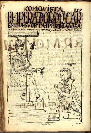 The arrival of President Pedro de la Gasca (419-427)