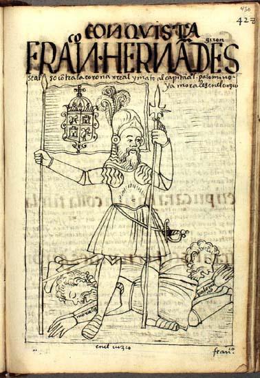 The revolt of Francisco Hernández Girón (430-433)