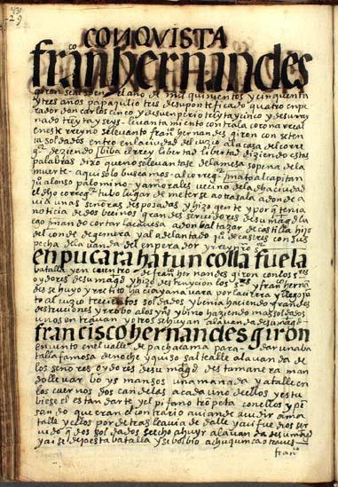 El alzamiento de Francisco Hernández Girón, pág. 431