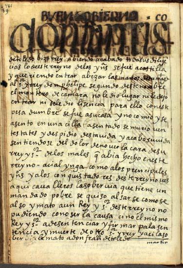 La muerte de don Francisco de Toledo, pág. 461