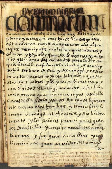 Don Martín Enríquez de Almanza, el quinto (en realidad, el sexto) virrey del Perú, pág. 465
