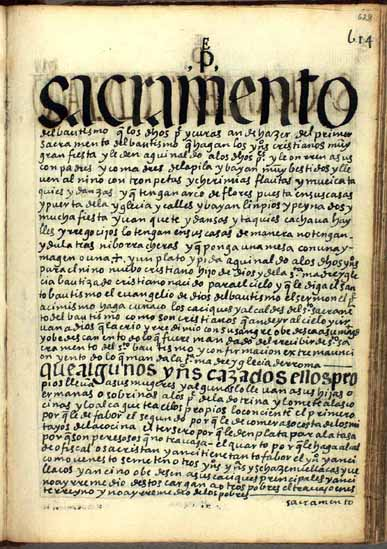 Los deberes sacramentales de los padres de doctrina, pág. 628
