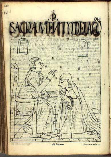 El sacramento de confesión (pág. 629)