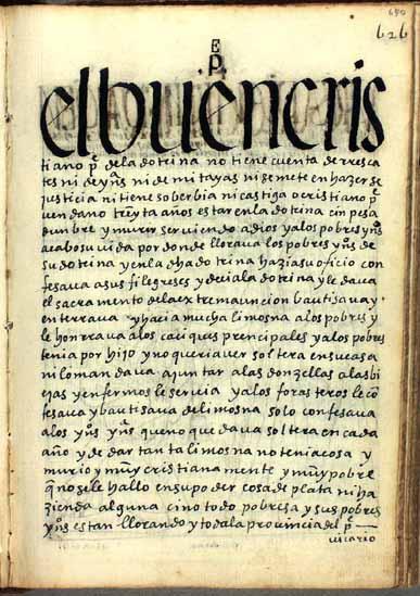 Cristianísimos padres de doctrina y santas órdenes religiosas de este reino, pág. 640