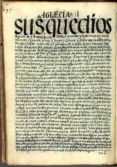 El buen gobierno eclesiástico, pág. 711