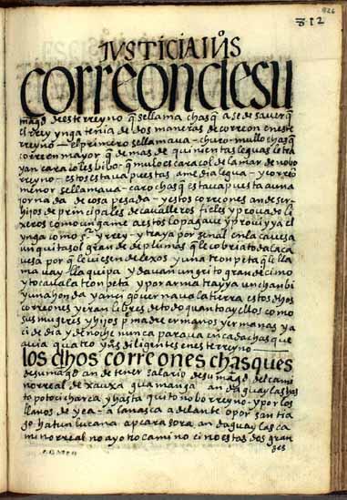 Correones reales, pág. 826