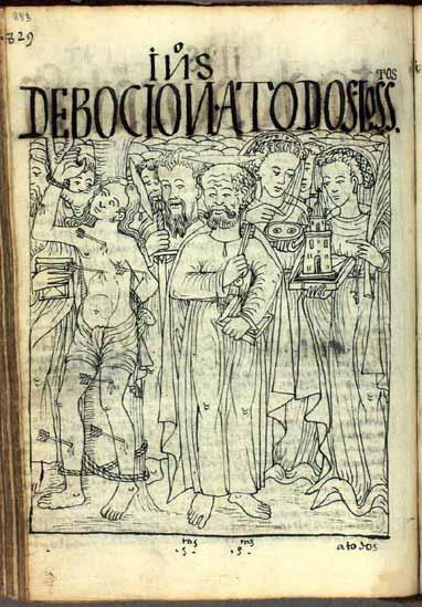 Los santos de la iglesia (pág. 843)