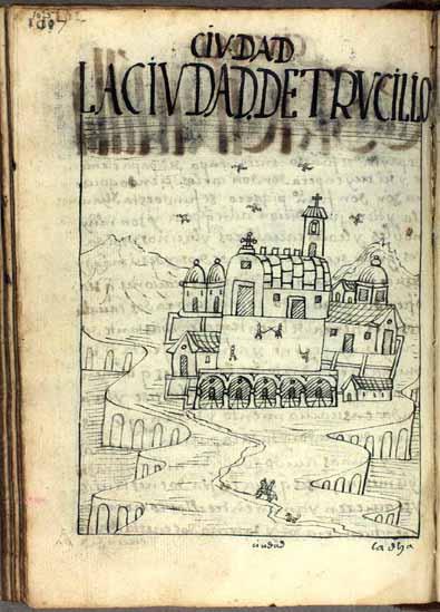 The city of Trujillo (1025-1026)