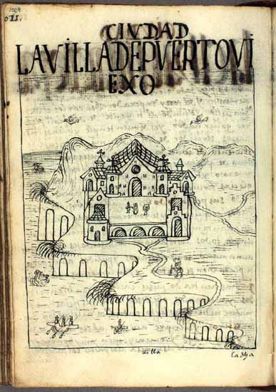 La villa de Puerto Viejo (pg. 1029)