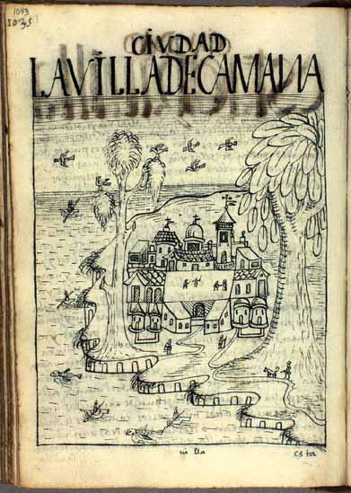 La villa de Camaná (pág. 1043)
