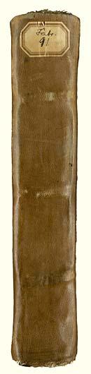 binding, back