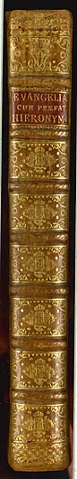 binding, back