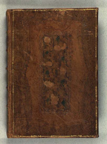 Binding (front)