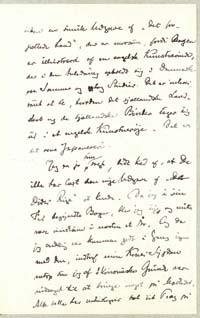Henrik Pontoppidan til Vilh. Andersen 11.6.1917. Brev - side 3