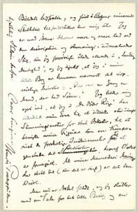 Henrik Pontoppidan til Vilh. Andersen 11.6.1917. Brev - side 4