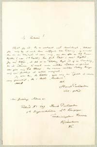 Henrik Pontoppidan til Otto Borchsenius 6.5.1880.