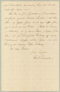 Henrik Pontoppidan til Edvard Brandes 15.8.1888.