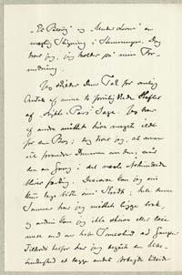 Henrik Pontoppidan til Edvard Brandes 2.11.1898.