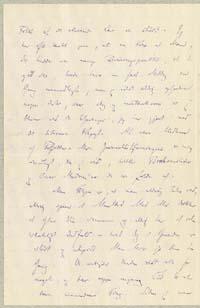 Georg Brandes til Henrik Pontoppidan 10.1.1900.