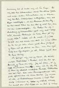 Henrik Pontoppidan til Martinus Galschiøt 12.7.1933.
