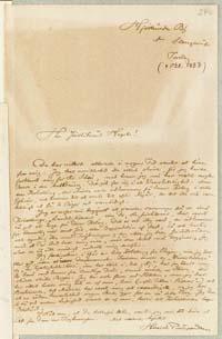 Henrik Pontoppidan til Frederik V. Hegel 4.10.1883.