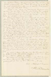 Henrik Pontoppidan til Frederik V. Hegel 23.12.1883.