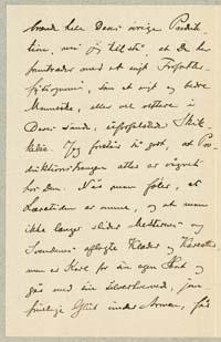 Henrik Pontoppidan til Viggo Stuckenberg 20.10.1893.